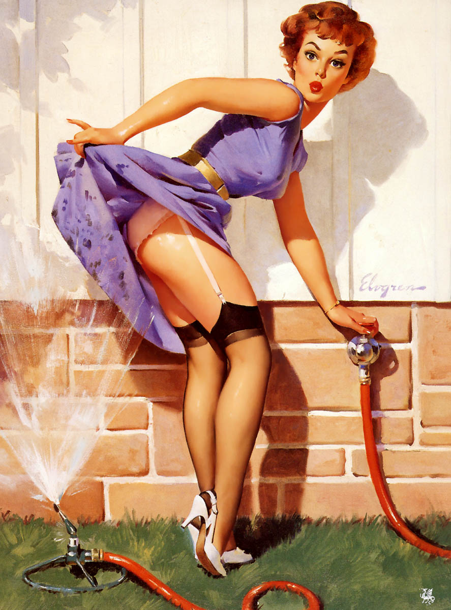 Pinups Plus Blog Vintage Pinups Of The 40s 50s And 60s